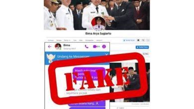Photo of Awas Penipuan , Ada Akun Facebook Palsu Wali Kota Bogor Bima Arya