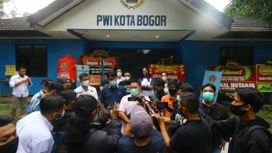 Photo of PHRI Kota Bogor Jalin Kemitraan Bersama PWI Kota Bogor