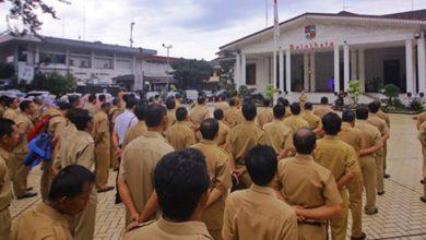 Photo of Lagi, Ribuan ASN Pemkot Bogor dan Anggota Dewan, Belum Gajian.