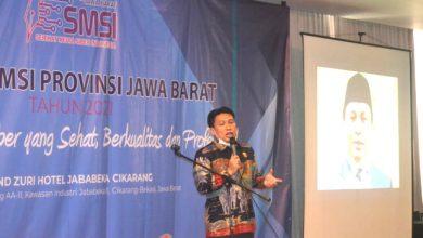 Photo of Ketua DPRD Kabupaten Bekasi : SMSI sebagai Wadah Media Siber harus  Berperan Menangkal Penyebaran Informasi Hoaks