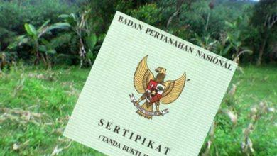 Photo of BPN Kota Bogor Terbitkan Sertifikat HGB Perseorangan di Lahan Aset Pemkot Bogor