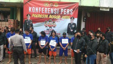 Photo of 6 Oknum Ormas Diringkus Tim Kujang Polresta Bogor Kota. Begini Ceritanya