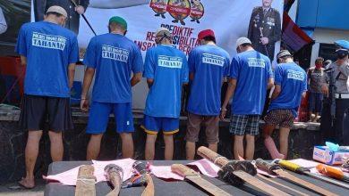 Photo of Ngeri, Aksi Tawuran Sekelompok Pemuda Di Bogor, Semakin Merajalela dan Menakutkan