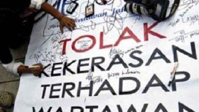 Photo of Dewan Pers Kecam dan Mengutuk  Kekerasan dan Penganiayaan Jurnalis Tempo di Surabaya