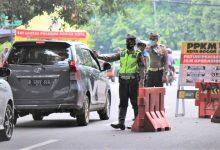 Photo of Khusus Akhir Pekan, Di Lingkar Istana Bogor Diberlakukan Ganjil genap