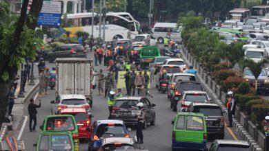 Photo of Kemacetan, Warnai Pemberlakuan Ganjil Genap Di Lingkar Istana Bogor.