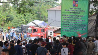 Photo of Puluhan Aparat TNI/Polri Dan Sat Pol PP Dikerahkan, Pemkot Bogor Ambil Alih Pasar TU kemang Bogor