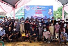 Photo of HBC Chapter Bogor Bersama Karang Taruna Mandiri Kreatif Desa Leuwiliang Kabupaten Bogor, Santuni Puluhan Anak Yatim.