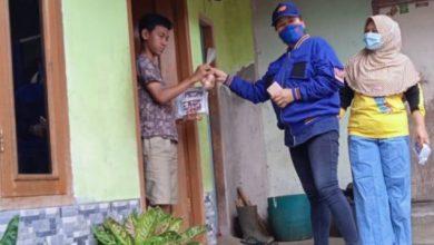 Photo of 2000 Paket Sembako Dibagikan Partai Nasdem Kota Bogor Untuk  Warga  Terpapar Covid-19
