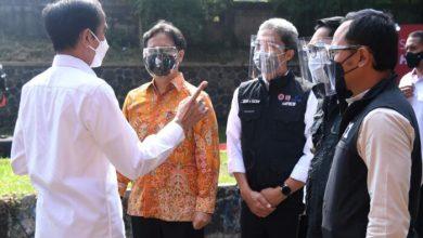 Photo of Besok Presiden Jokowi Tinjau Vaksinasi Massal, Di Stasiun Bogor dan Pakansari Cibinong