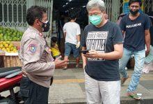 Photo of 4 Toko Di kawasan Niaga Suryakencana  Bogor Dibobol Maling