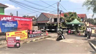 Photo of Ngeri , Setidaknya 102 Orang Klaster Perumahan Griya Katulampa Bogor Terpapar Covid-19