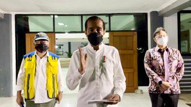 Photo of Presiden Jokowi Pastikan Kesiapan Asrama Haji Pondok Gede Antispasi Lonjakan Pasien Covid-19