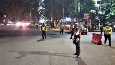 Photo of Kota Bogor Darurat Covid-19 , Polres Bogor Kota Berlakukan Penutupan Jalan Di Malam Hari