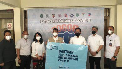 Photo of Satgas Covid-19 Kota Bogor, Terima  240 Peti Mati Dari Yayasan Karuna Mitta Wijaya