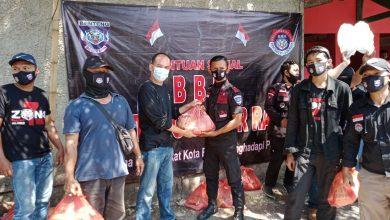 Photo of DPP Benteng Bogor Raya (BBR) Peduli Bagikan Paket Sembako Untuk Anggotanya