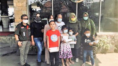 Photo of Di Tengah Pandemi Covid-19, Rumah Kacida  Bersama BBRP Bogor Lakukan Aksi Sosial 'Jum'at Berkah'
