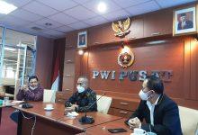 Photo of Rakor Virtual PWI Pusat Dan Pemprov Sultra,  Pastikan Kendari Sebagai Tuan Rumah Hari Pers Nasional  2022