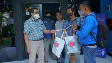 Photo of Indocement Peduli Kirim Bantuan Susu Cair Dan Vitamin Untuk Wartawan PWI dan IJTI Bogor