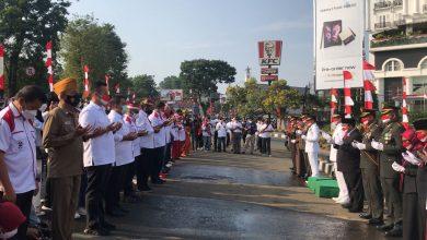 Photo of Upacara HUT RI ke-76 Kota Bogor Ditandai Doa Bersama Tokoh Lintas Agama