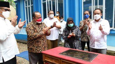 Photo of Sekda Kota Bogor, Syarifah Sofiah Resmikan Masjid An-Naba PWI Kota Bogor
