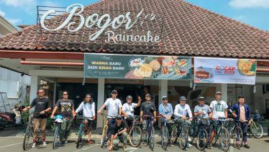 Photo of Weekend Pedalers Nikmati 'GOCAPAN' Bogor Raincake Di Akhir Pekan