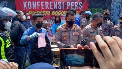 Photo of Motif Balas Dendam, Reskrim Polresta Bogor Kota Ringkus Pelaku Pembunuhan Pelajar
