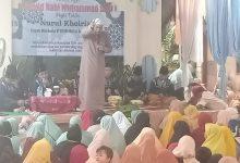 Photo of Ustadz Pantun Hipnotis Jemaah Majelis Taklim Nurul Khoeriyah,  Blok Bambu Sukadamai Kota Bogor